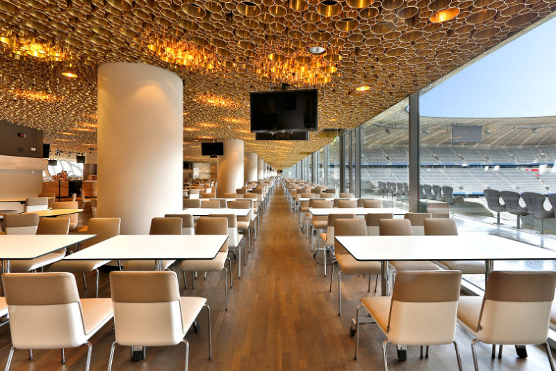 Allianz Arena Business Club